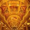 Venetian hallway.