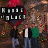 Outside the house of blues at the Luxor  ( 2010 )