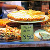 Alta Pizza; thick and airy, completely delicious!