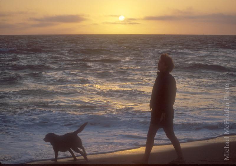 stella and julie beach