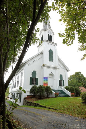 United Church of Christ in Waitsfield Vermont