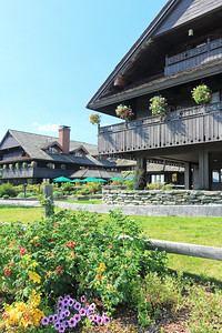 Trapp Family Lodge in Stowe