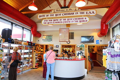 Cabot Cheese Cooperative Vermont