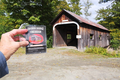 McWilliam Covered Bridge Cheese in Grafton