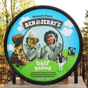 Ben & Jerry's in Waterbury Vermont