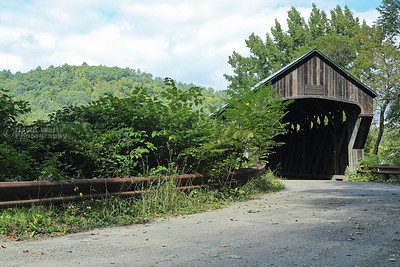 Worrall Covered Bridge in Rockingham