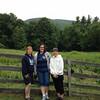 Elaine McCracken, Susan Hall and Me - Aug. 14, 2014