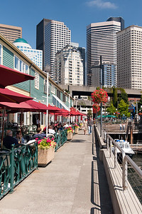 Victoria and Seattle - 2010