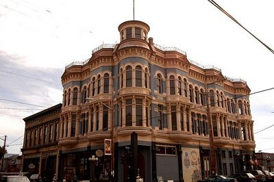 PORT ..TOWNSEND..STUNNING ..ARCHITECTURE       LATE..1800'S