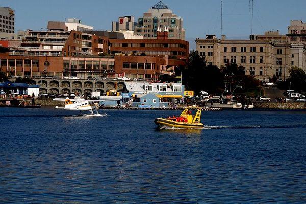 Victoria BC  Inner Harbour