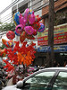 "Gearing up for Chinese New Year known as ""Tet"" in Viet Nam. The new year is designated the ""Year of the Ox"""