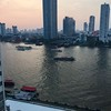 View from our hotel room in Bangkok