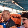 Doug and Lorraine on our boat ride in Bangkok