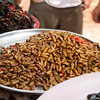 Larvae served roadside!