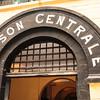 Entrance to the Hanoi Hilton Prison also formally known as the Hoa Lo Prison