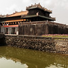 Entrance  to the Imperial Palace in Hue