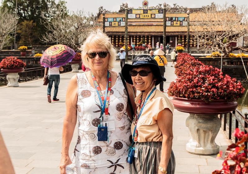 Tourists!
