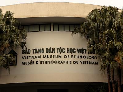 Vietnam Museum of Ethnology Hanoi