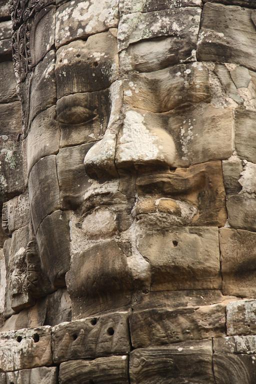 Bayon Faces of Angkor Thom