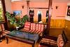 Locally made furnitures in the hotel.  --  Ammeublement typique vietnamien, dans l'hôtel.