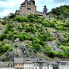 Sailing by Castle on the Rhine