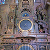 Astronomical Clock in Cathedral Notre Dame