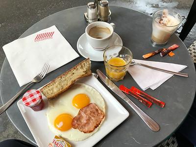 Ray's breakfast/lunch
