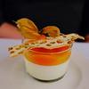 Viking Odin: Day 1 Dessert Apricot on custard