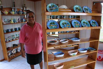 Anegada Henny's Ceramics & Souvenir Shop