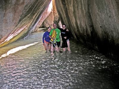 Virgin Gorda Baths Trail