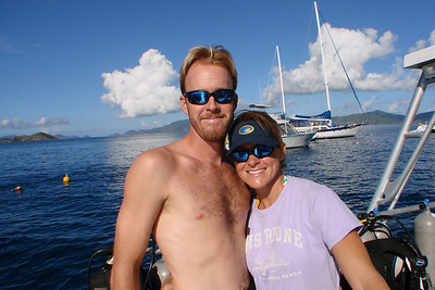 Virgin Gorda Dive BVI