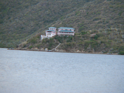 South Sound Villa, Virgin Gorda