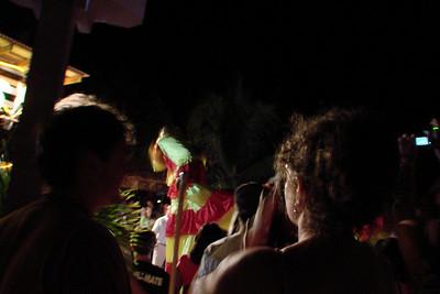 Virgin Gorda Leverick Bay Jumbies Beach Bar BBQ & Mocko Jumbies