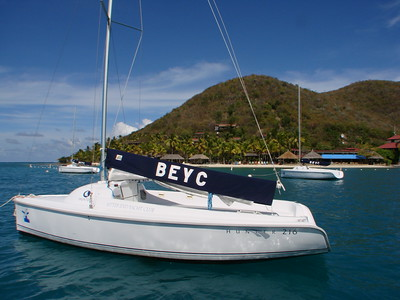 Bitter End Yacht Club, North Sound, Virgin Gorda   http://www.beyc.com/