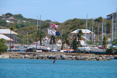 Virgin Gorda Yacht Harbour Stores