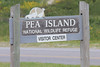 October 8, 2012 - (Pea Island National Wildlife Refuge [North Pond Visitor Center] / Cape Hatteras National Seashore, Dare County, North Carolina) -- Signage