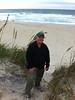 October 8, 2012 - (Pea Island National Wildlife Refuge [beach across from North Pond Visitor Center] / Cape Hatteras National Seashore, Dare County, North Carolina) -- David