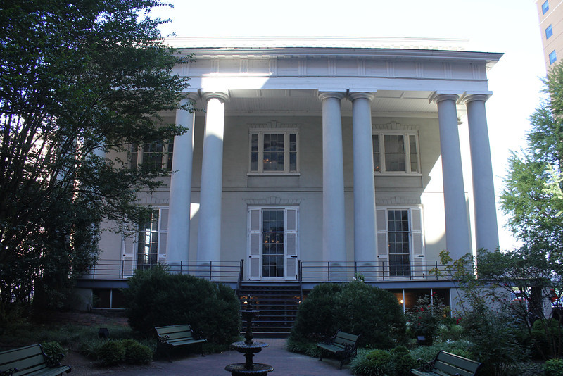 October 11, 2012 - (Confederate White House / Richmond, Virginia) -- Museum of the Confederacy