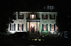 October 11, 2012 - (Virginia State Capitol / Richmond, Virginia) -- Virginia Governor's Mansion at night on Ghost Walk