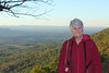 October 12, 2012 - (Shenandoah National Park [Skyline Drive overlook] / Front Royal, Warren County, Virginia) -- Mary Anne