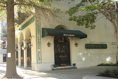 "October 10, 2012 - (Penny Lane Pub [N 5th St & E Franklin] / Richmond, Virginia) -- Dined at ""Penny Lane Pub"""