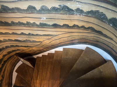 Remick House Stairway