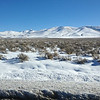 Drive up was cold - never made it above 20 all the way from Truckee to Baker City