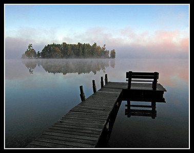MorningAtTheLake,Wisconsin