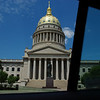The West Virginia State Capital Building in Charleston - Photo by Cole