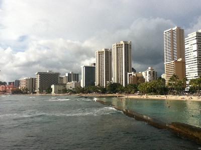 Waikiki, Oa'hu, 08/2010