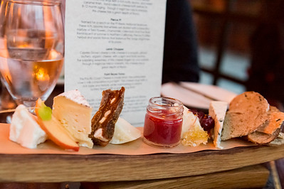 Artisanal Cheeses Handcrafted Breads and Seasonal Accompainments