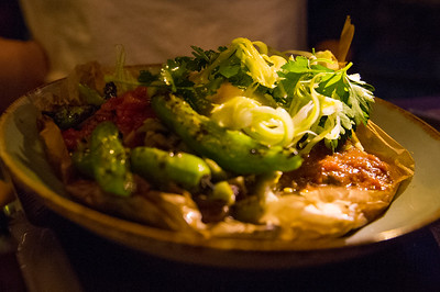 "Wild Halibut ""En Papillote"" Tomato, Olive Chermoula, Shaved Potato, Fennel, Kale, Arbequina Olive Oil"