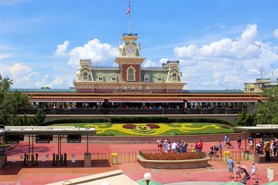Looks almost exactly like Disney Land.