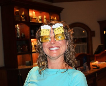 I had a little too much to drink in Germany.  I ended up with my beer goggles on.